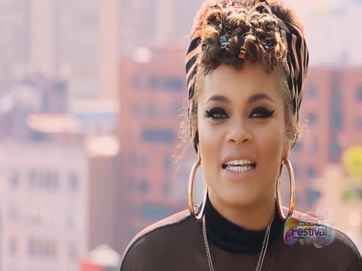 Hot Right Now: Andra Day