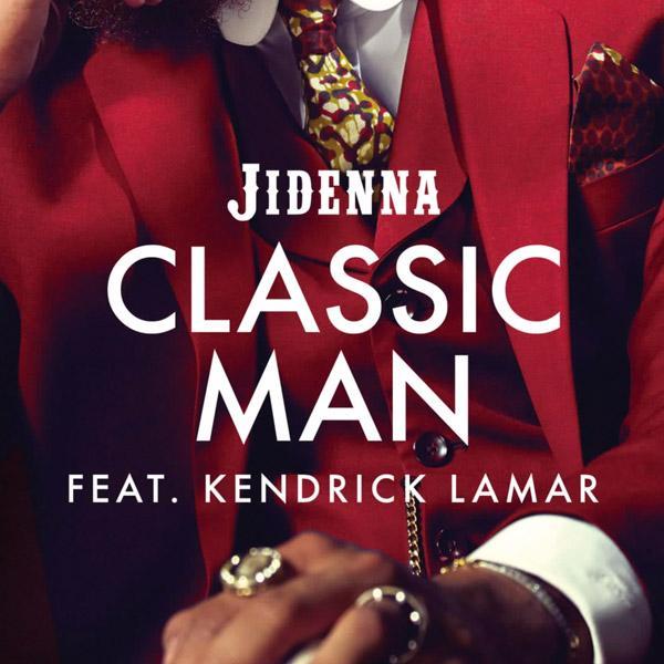 Kendrick Lamar Remixes Jidenna's 'Classic Man'