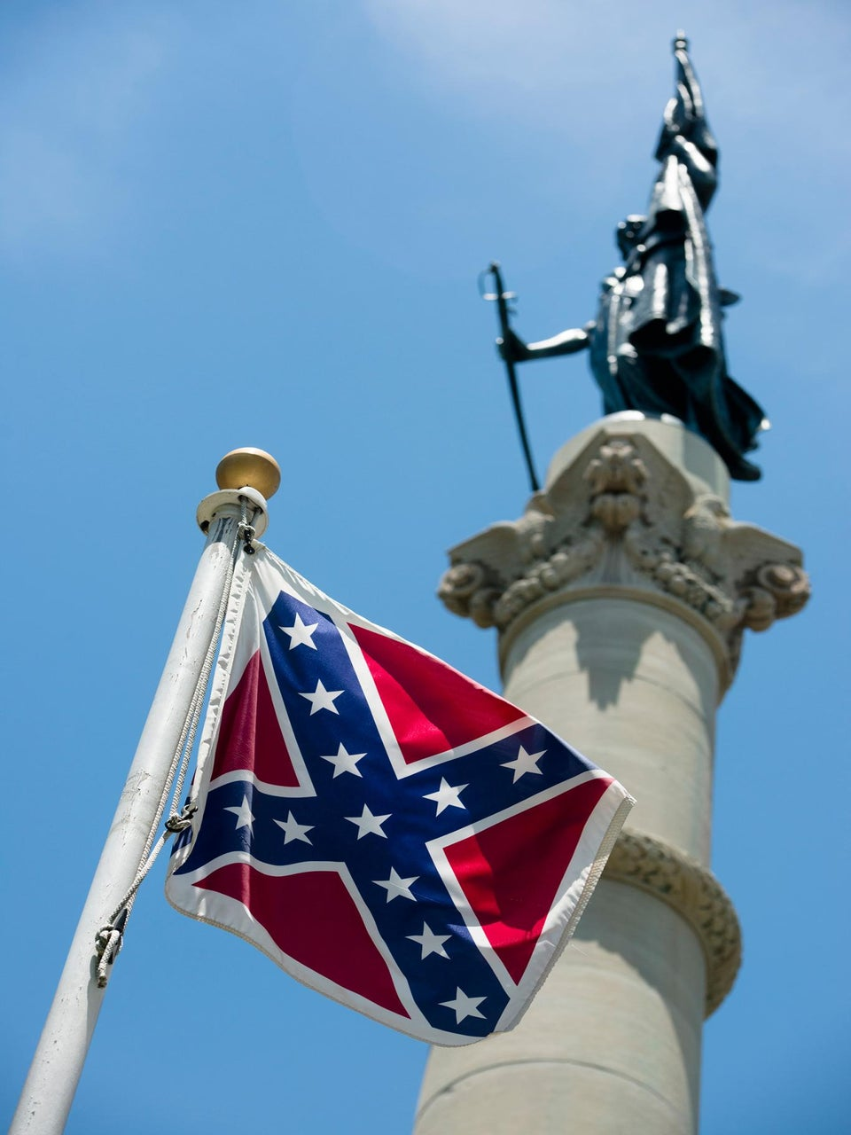 South Carolina Woman Arrested After Removing Confederate Flag from State Capitol