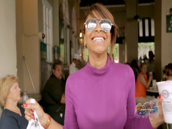 WATCH: Teedra Moses Shows Us Her New Orleans