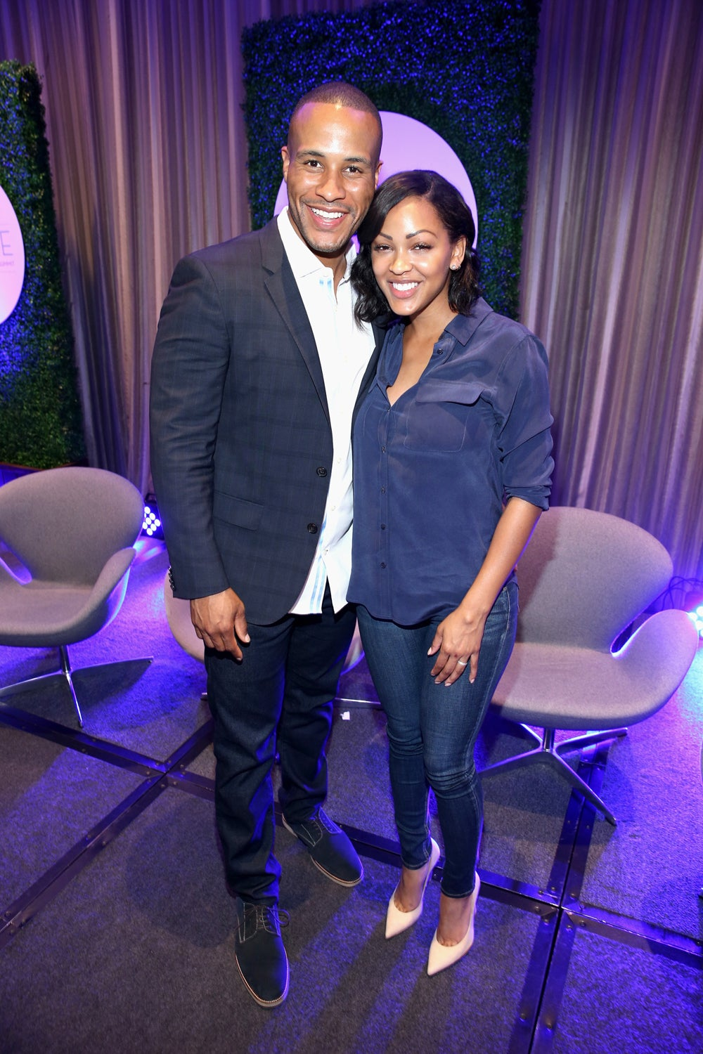 Meagan Good: 'You Don't Need to be with Someone to be Complete'