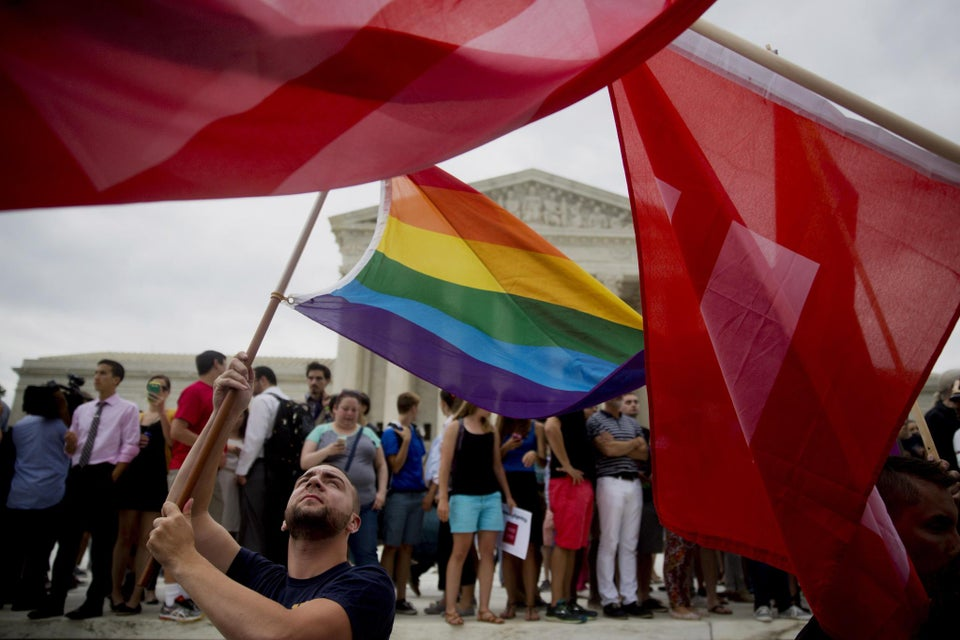 Supreme Court Rules Same-Sex Marriage Legal