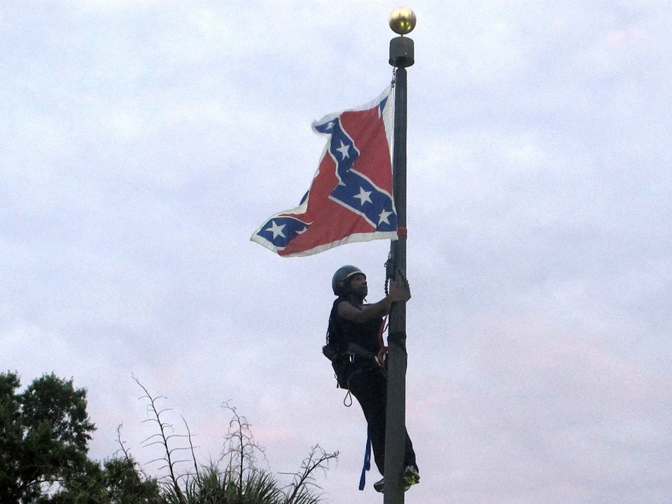 Bree Newsome Speaks Out After Removing Confederate Flag from South Carolina Capitol
