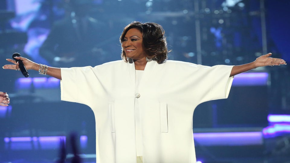 Patti LaBelle Wants to Add More to Her Wal-Mart Exclusive Menu