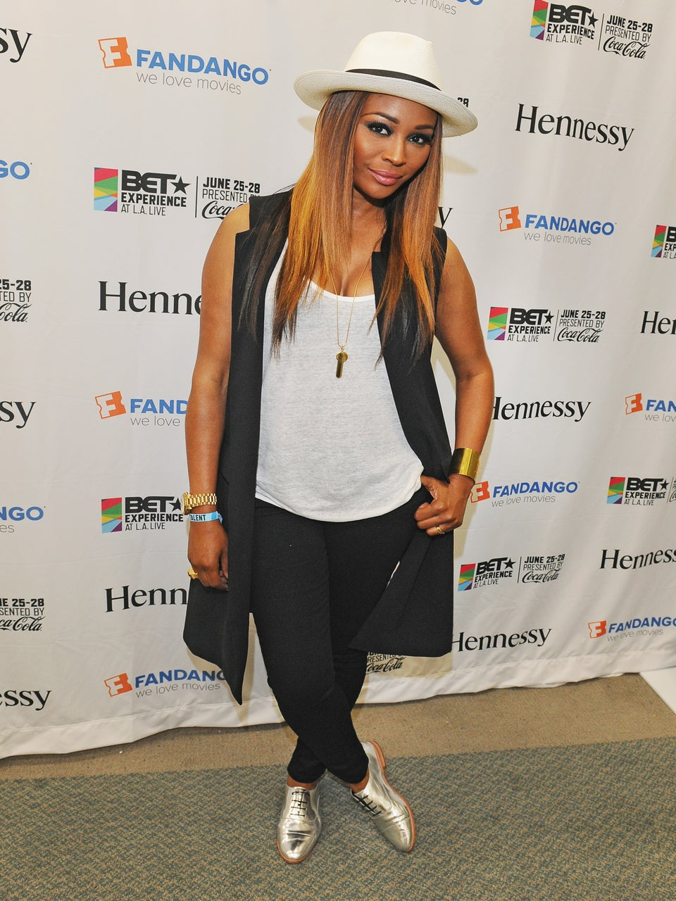 EXCLUSIVE: Cynthia Bailey 'Applauds' Nene Leakes' 'Housewives' Departure