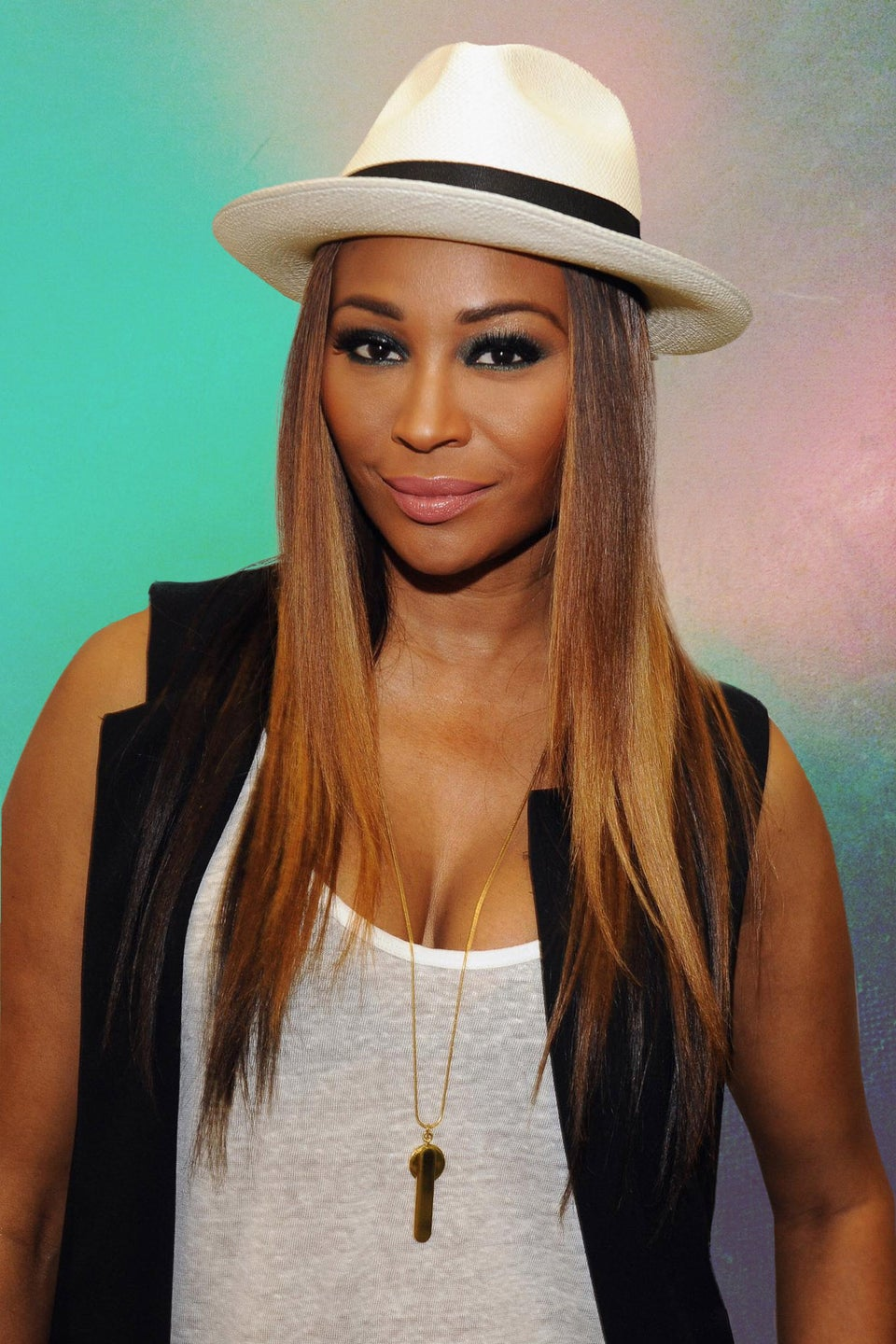 Cynthia Bailey Goes Nude To Ring In The Big 5-0