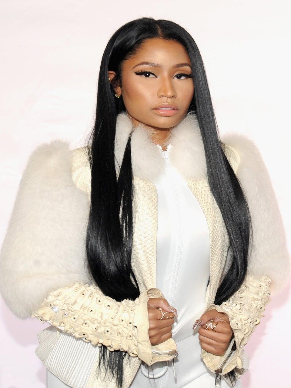 Nicki Minaj's Los Angeles Mansion Was Burglarized