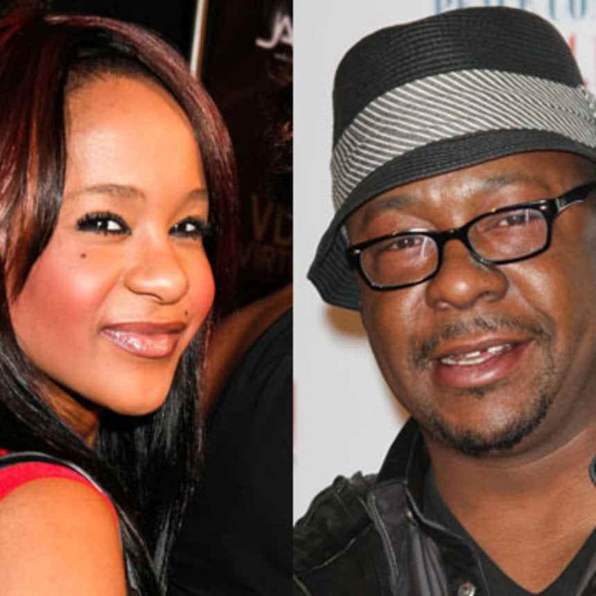 TV One's Bobbi Kristina Biopic Hit With A Lawsuit From Bobby Brown