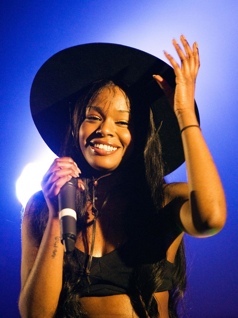 Azealia Banks Is 'Proud As F–K' Trump Is Our President