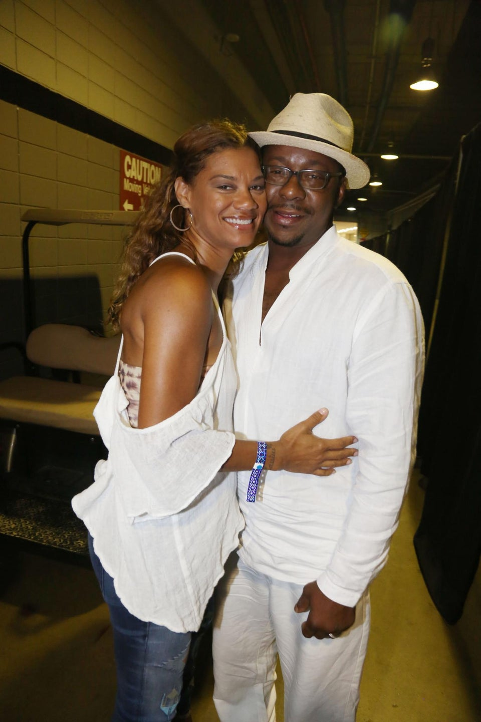 Bobby Brown Welcomes New Baby