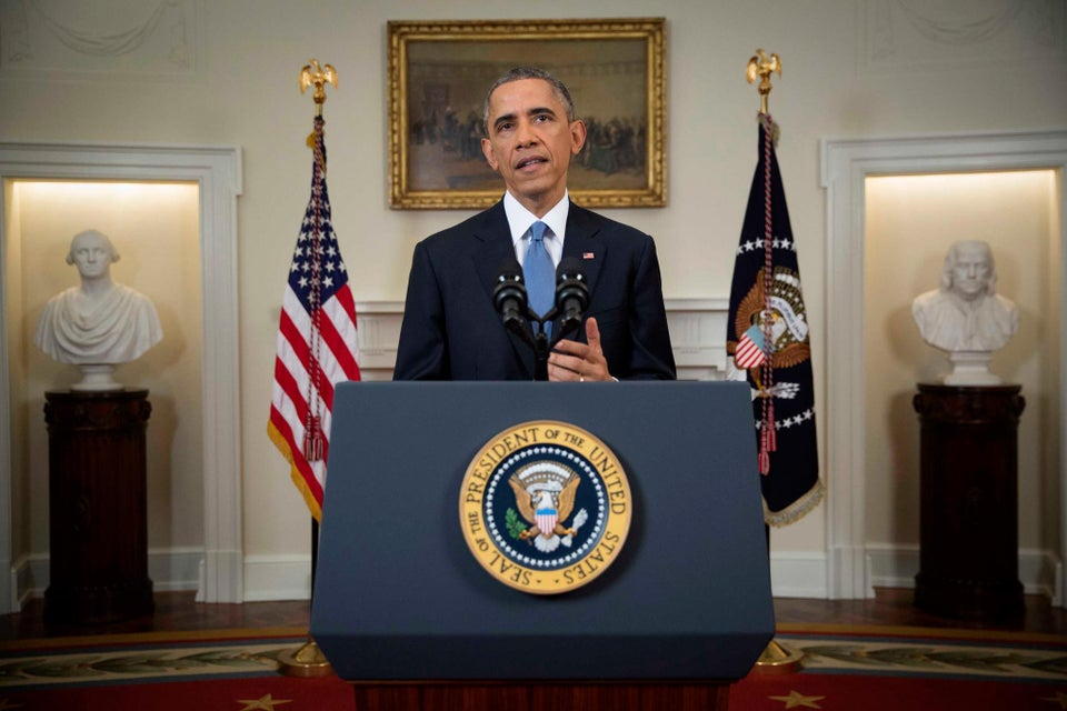 President Obama Calls the Lack of Gun Control Laws 'Distressing'