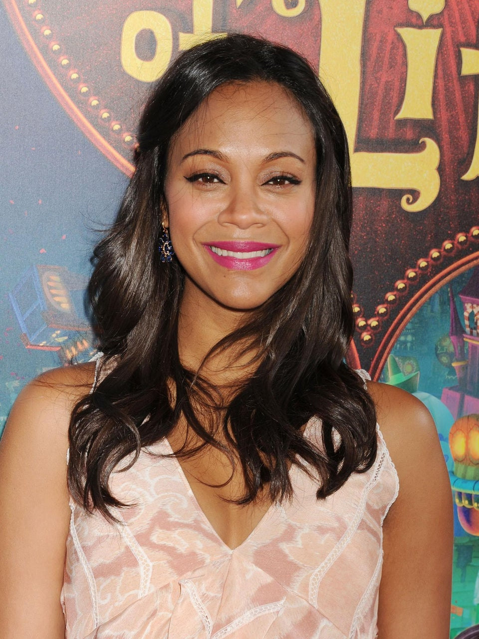 Zoe Saldana Says She Relies on Her 'Tribe' for Help with Her Twins