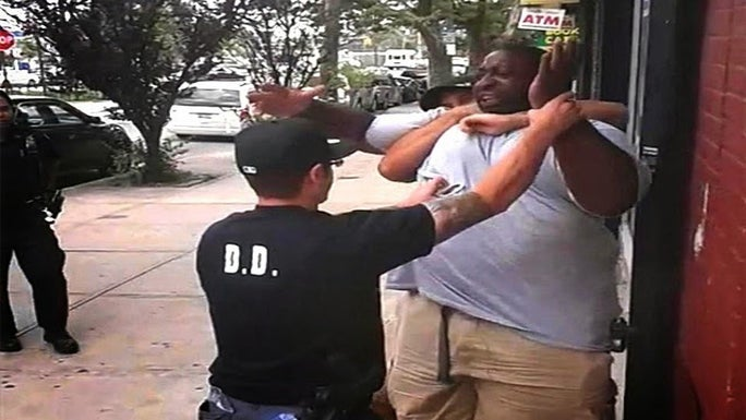 Eric Garner's Family Reaches $5.9 Million Settlement With NYC