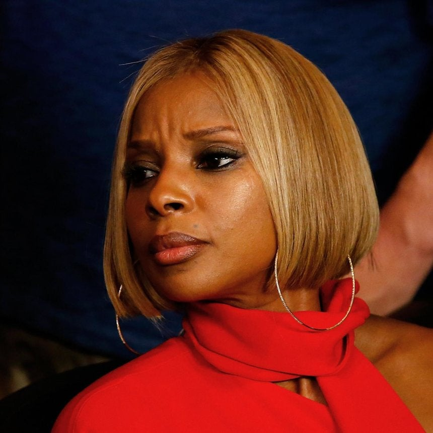 Mary J. Blige Tells Men: 'Don't Cheat, Don't Beat, Don't Lie'