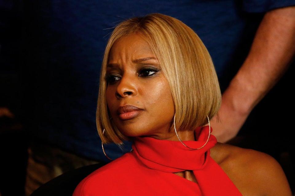 Mary J. Blige Tells Men: 'Don't Cheat, Don't Beat, Don't Lie'