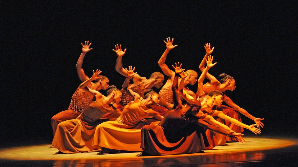 The Alvin Ailey Dance Company Is Coming to a Movie Theater Near You