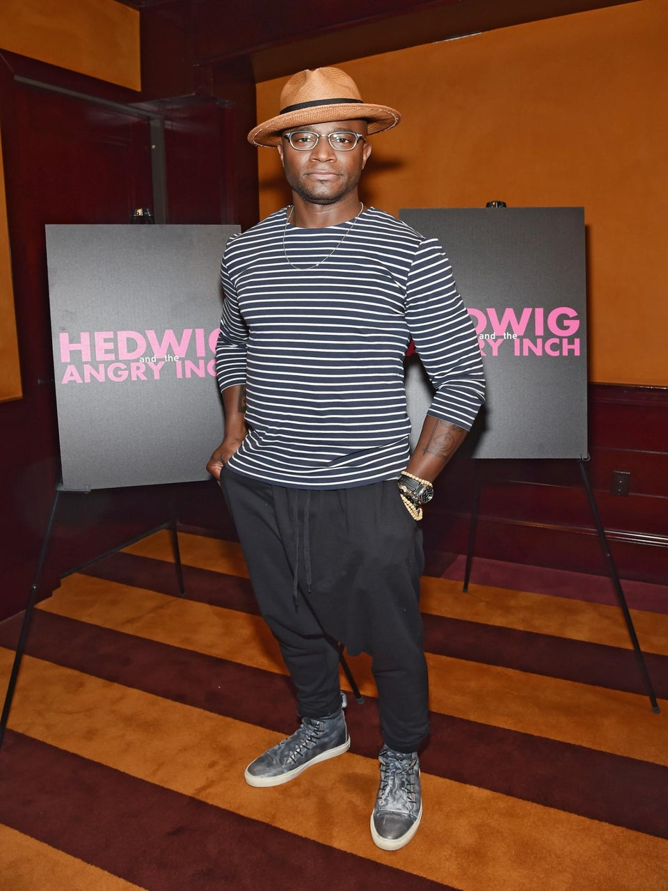 Taye Diggs to Host His Own Hypnotic Comedy Game Show