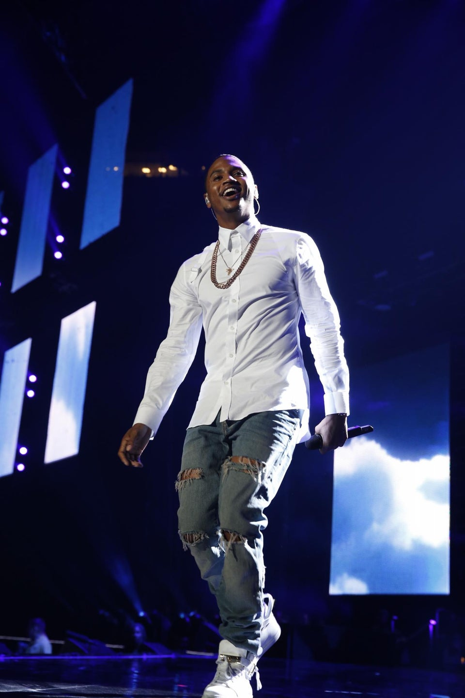 Trey Songz Salutes New Orleans With Special Guest Juvenile