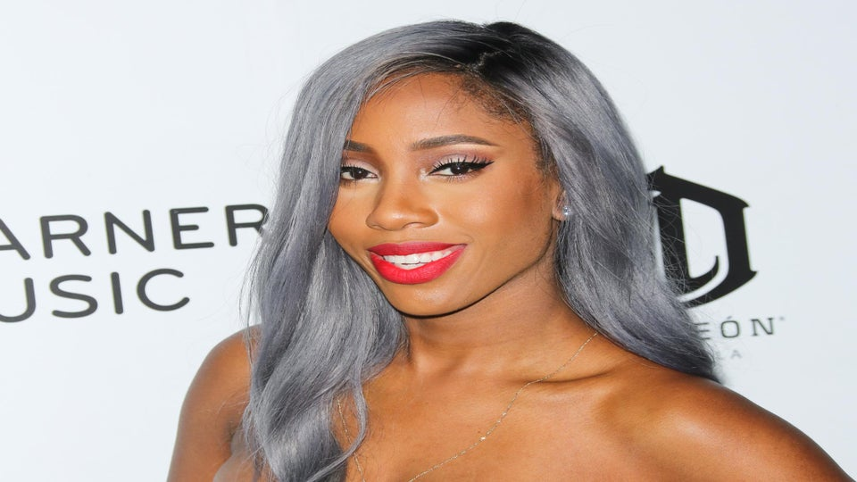 Sevyn Streeter Dishes On Why The Gray Hair Trend is Here to Stay
