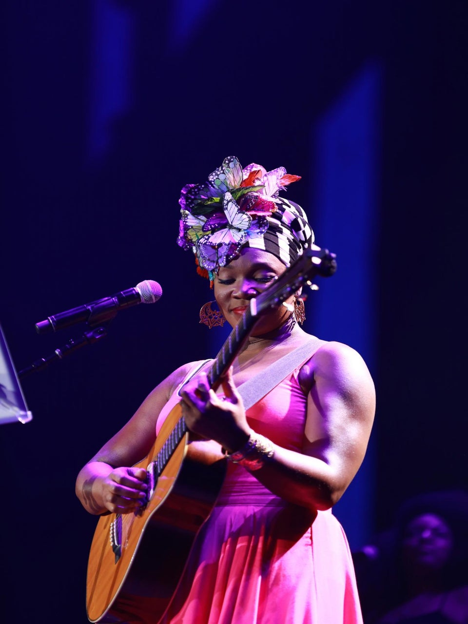India Arie Debuts New Song At ESSENCE Fest 2015