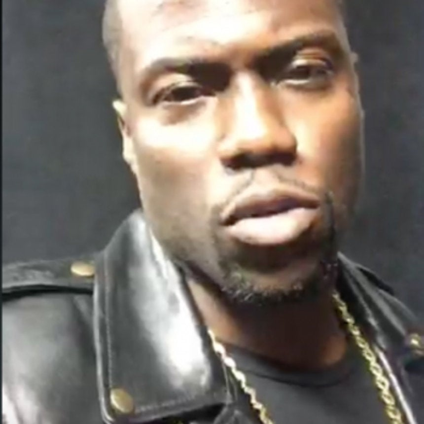 10 Reasons Why Kevin Hart's #ESSENCEFest Periscope Stream Is the Cutest Thing Ever