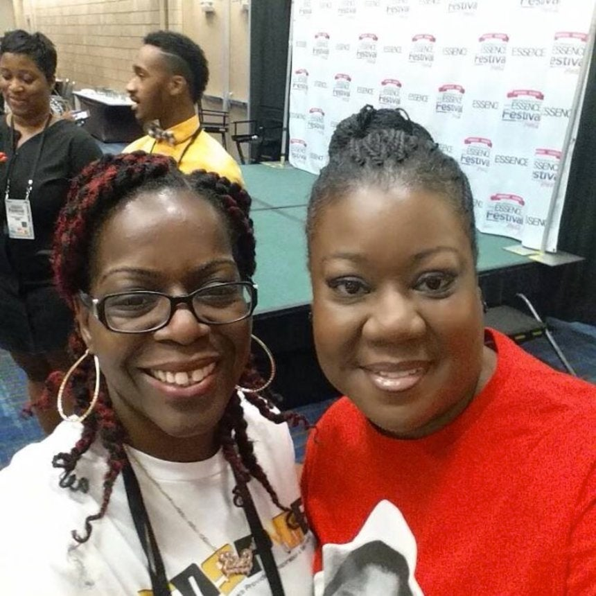 Sybrina Fulton, Nicole Paultre Bell Spread Words of Encouragement at ESSENCE Festival