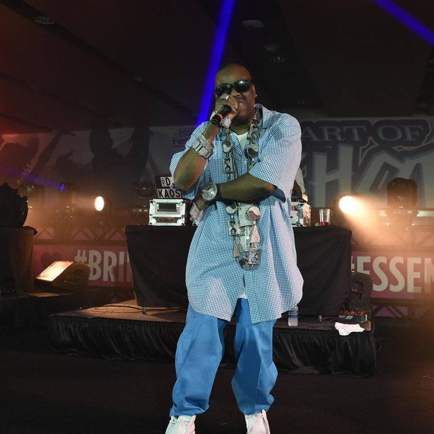 4 Ways Slick Rick Proves He's Still The Ruler on Stage