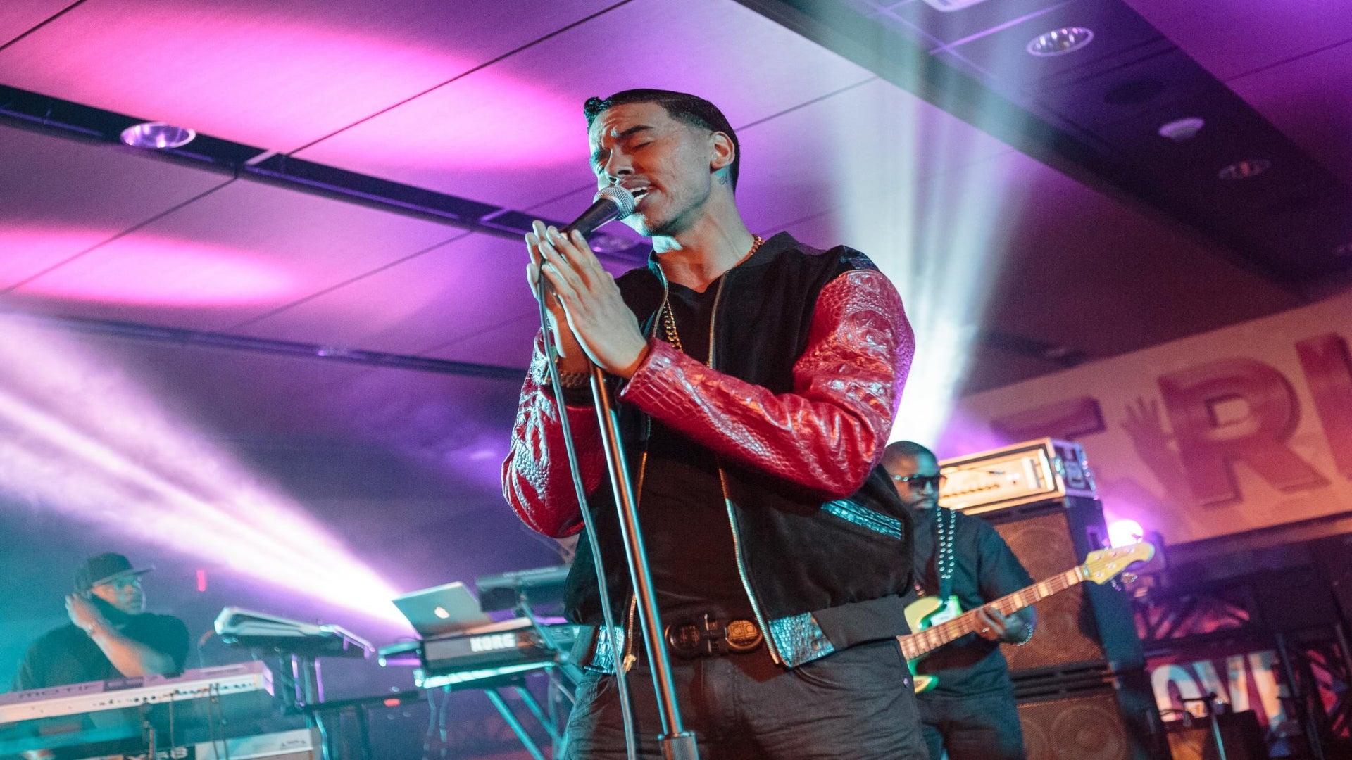 Adrian Marcel: 8 Things You Need to Know About This Rising R&B Crooner