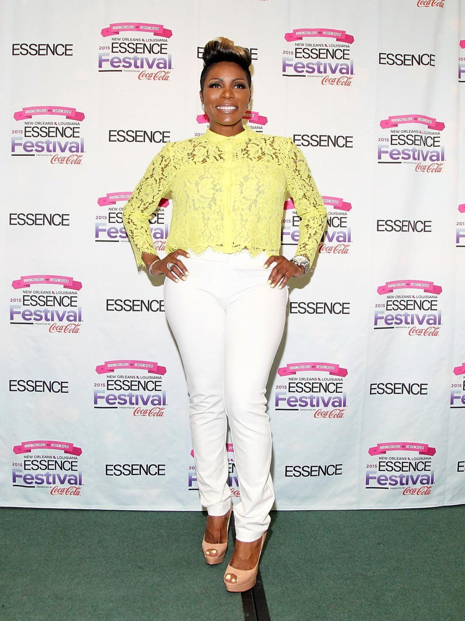Comedian Sommore Set to Produce New 'Queens of Comedy' Tour for Women's Prisons