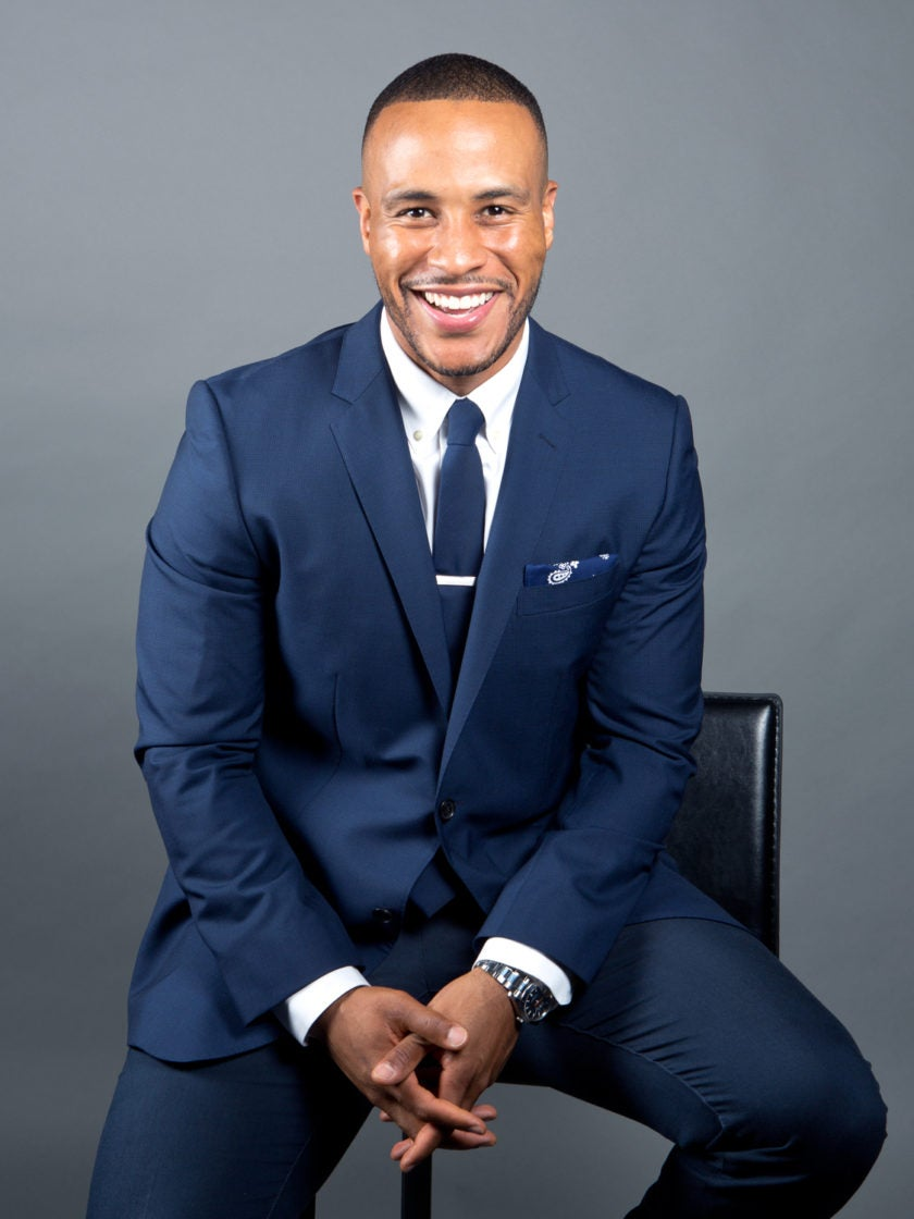 DeVon Franklin's New Book 'The Truth About Men' Was Inspired By Father's Infidelity