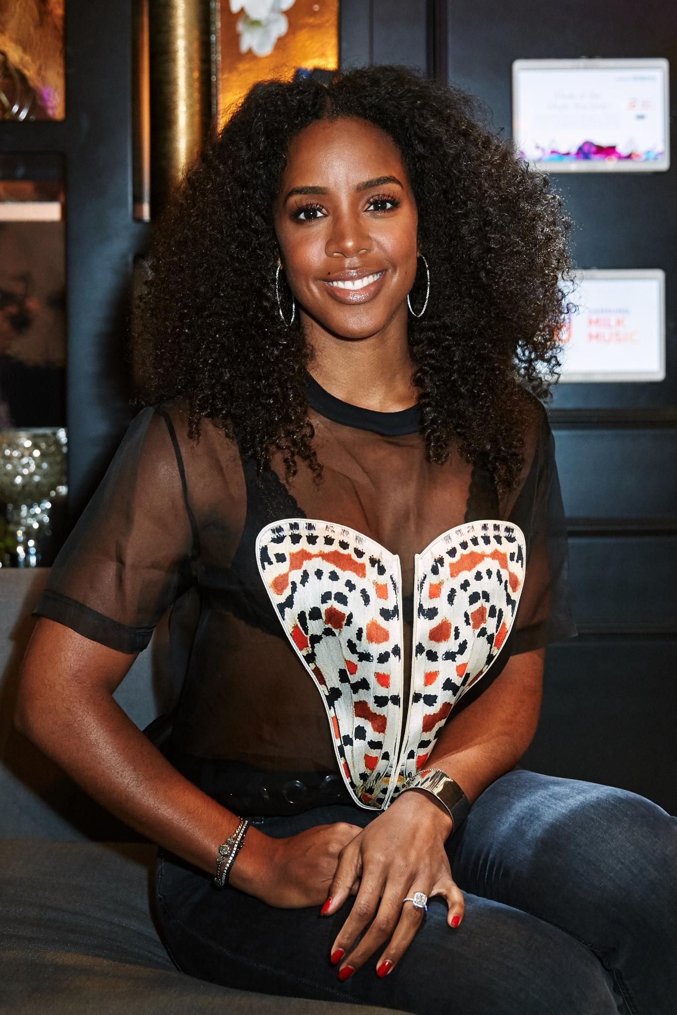 Kelly Rowland Jokes About Starting a 'Michelle Obama for President' Campaign