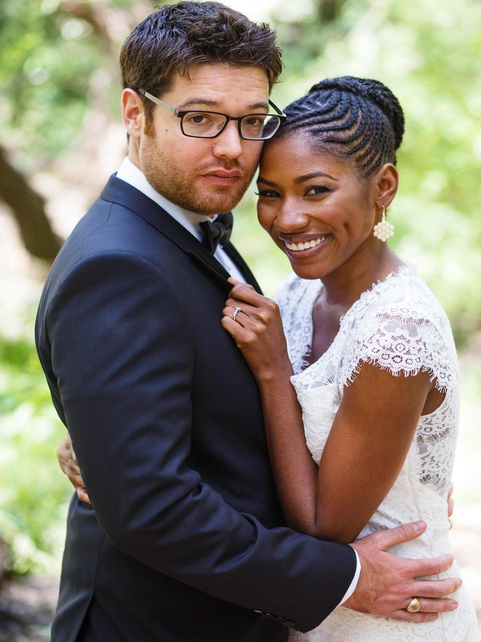 Bridal Bliss: Diarra and Miles' California Wedding