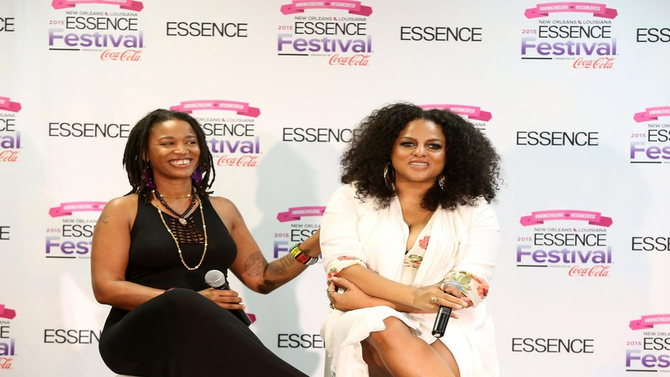 Is Floetry Cooking Up New Music? Maybe Soon