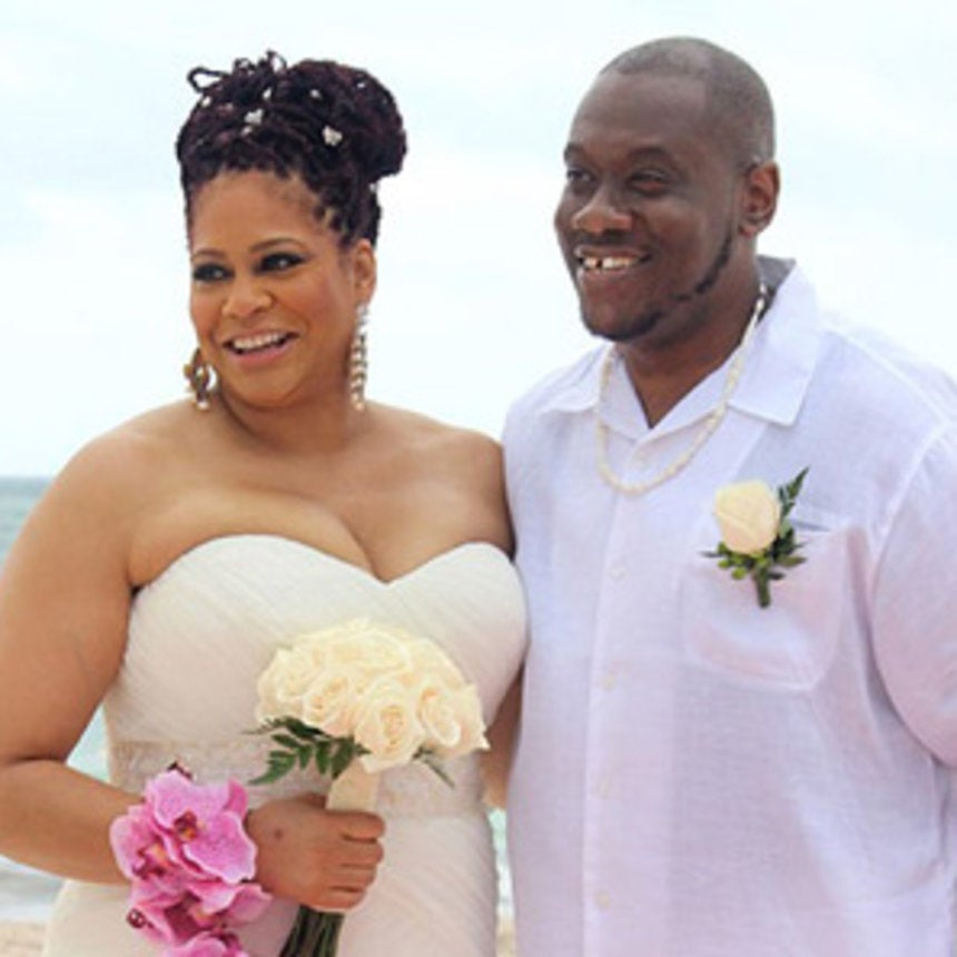 Coffee Talk: Kim Coles Ties the Knot in Dominican Republic Ceremony