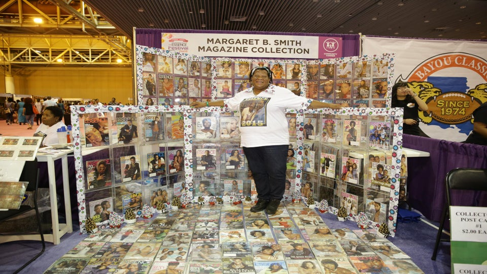 Margaret B. Smith: Collecting A Treasure Trove of Empowerment and History with ESSENCE