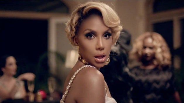 EXCLUSIVE: Go Behind the Scenes of Tamar Braxton's 'If I Don't Have You' Video