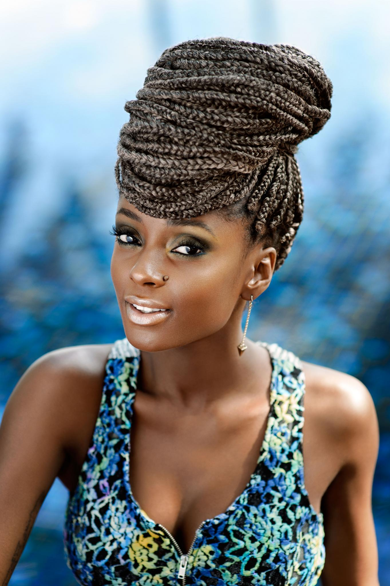 ESSENCE Global Issue: Get to Know Tanzanian Pop Singer Vanessa Mdee