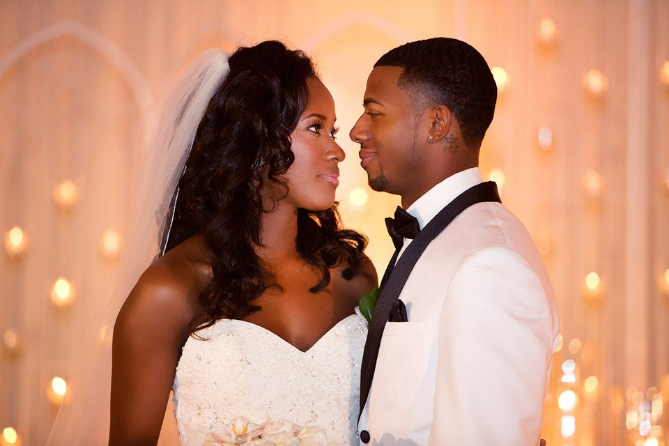 Bridal Bliss: Ashley and Melvin's New Orleans Wedding