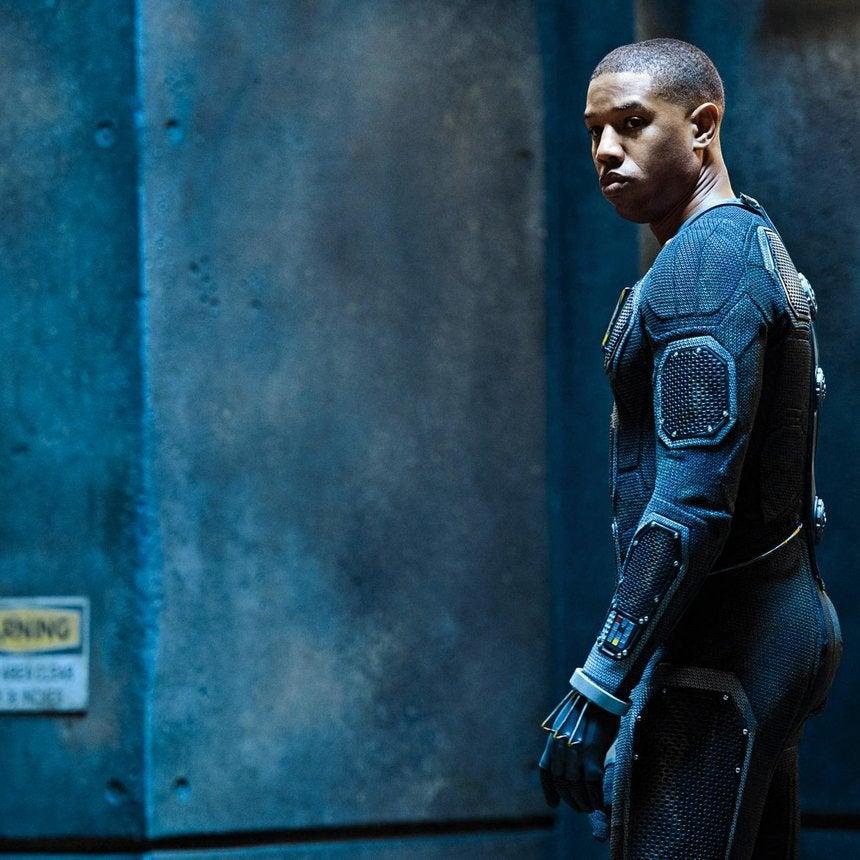 Michael B. Jordan Prepares to Bring the Heat to the Box Office