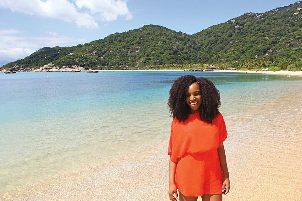 The Creator of Travel Noire Inspires Us to Get Out and See the World!