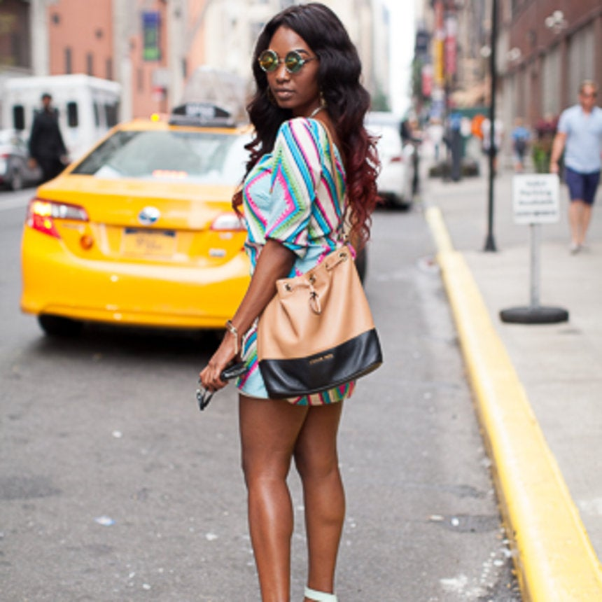 Street Style: 21 Looks That Are Summertime Fine