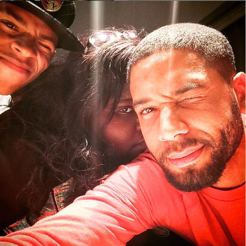 'Empire' Season 2 is Coming: Candid Moments On Set with the Cast