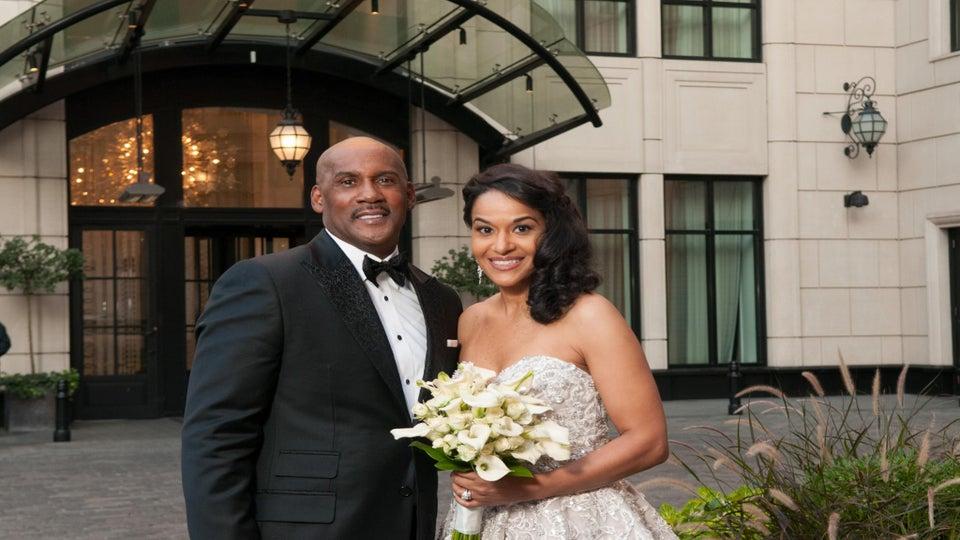 Bridal Bliss: Sally and Lloyd's Chicago Wedding