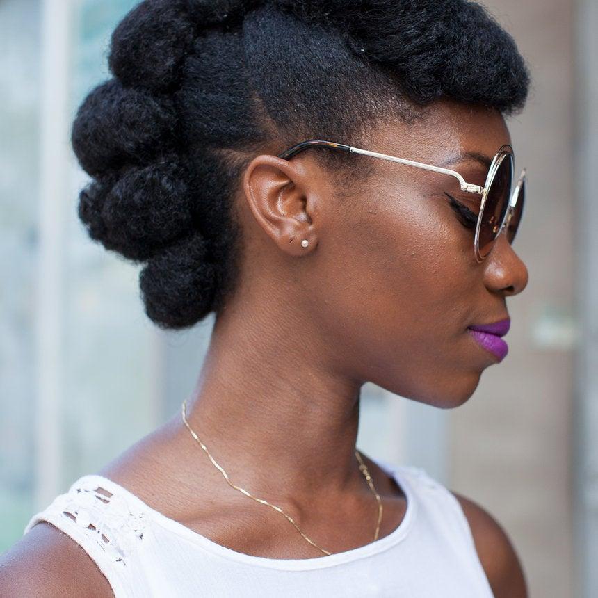 Hair Street Style: Summertime Fine