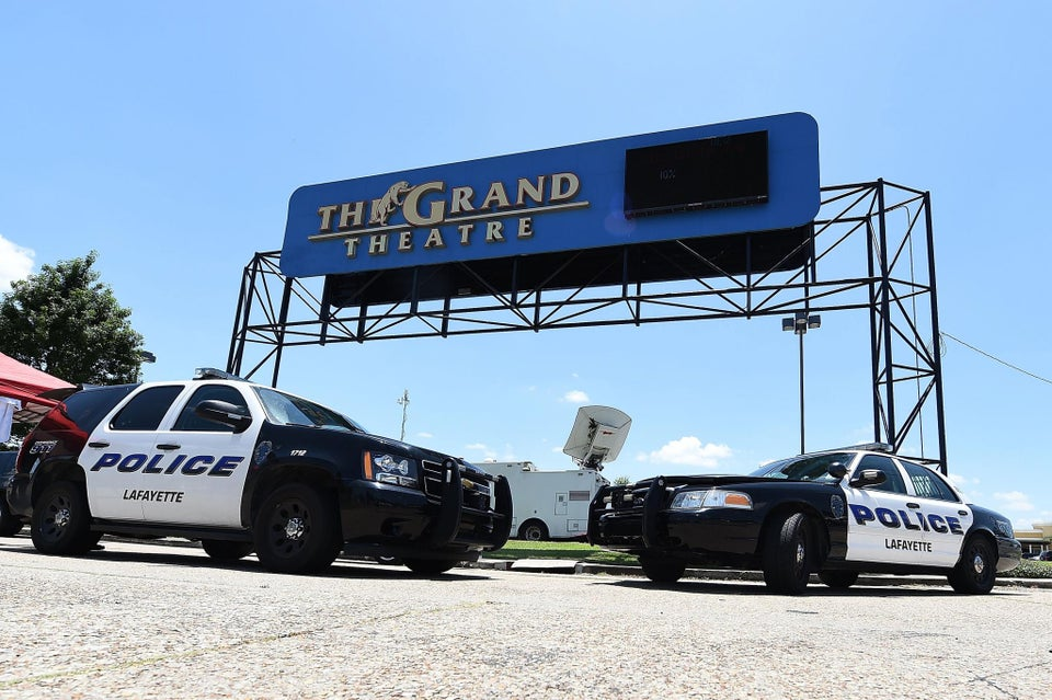 Gunman Opens Fires at Louisiana Movie Theater, Killing Two