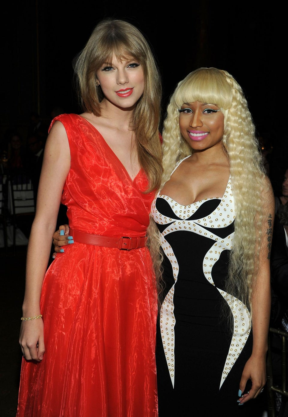 There's No More Drama Between Nicki Minaj and Taylor Swift: 'We Spoke, It's Over'