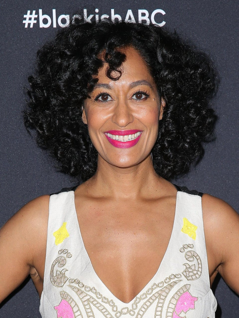 Must-See: Tracee Ellis Ross Channels Mom Diana Ross in 'Work That Body' Recreation