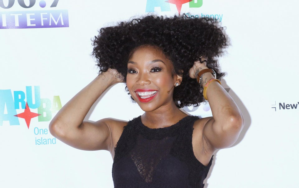 Brandy Dishes on Her On and Off-Broadway Hair Regimens