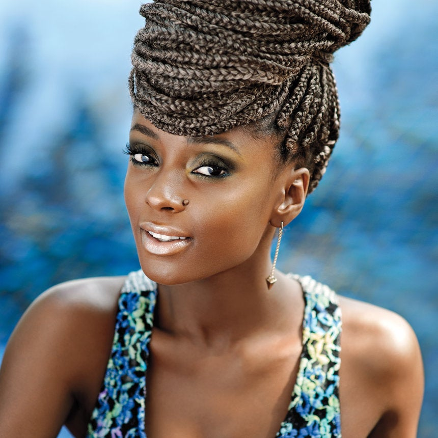 Get On Up: Braided Updos You'll Love