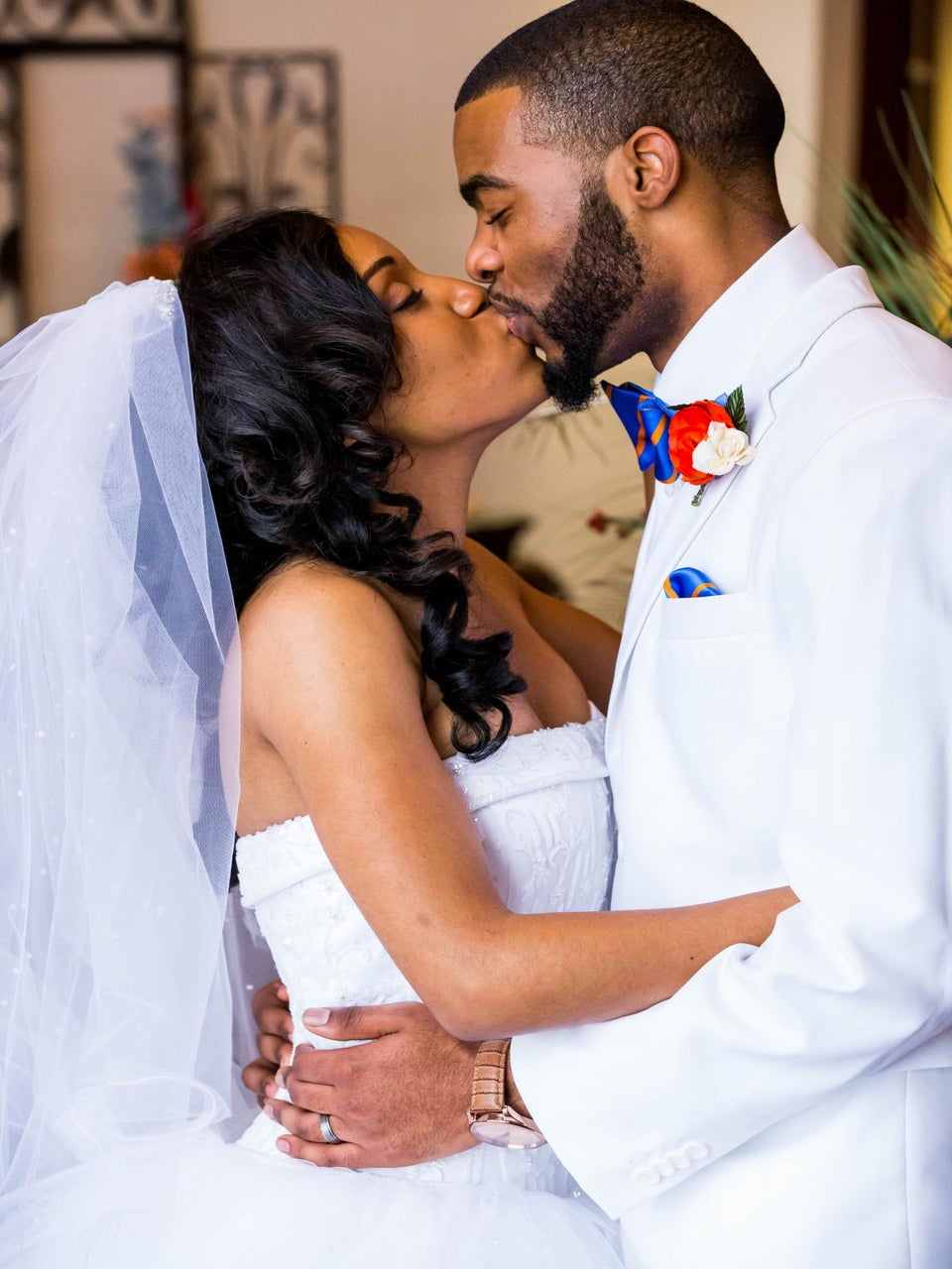 Bridal Bliss: Shakira and Daryl's Alabama Wedding